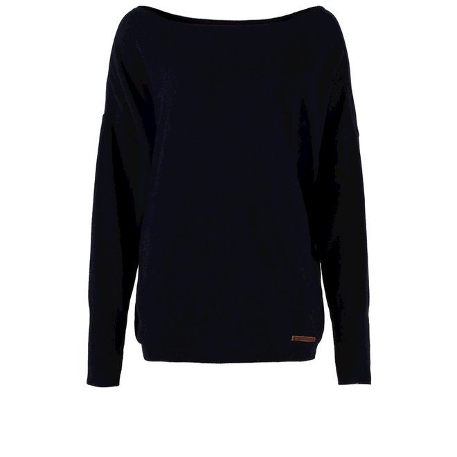 Moscow Dames Sweater Donkerblauw