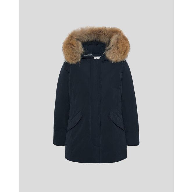 Woolrich Meisjes Luxury Arctic Parka Winterjas Night Blauw