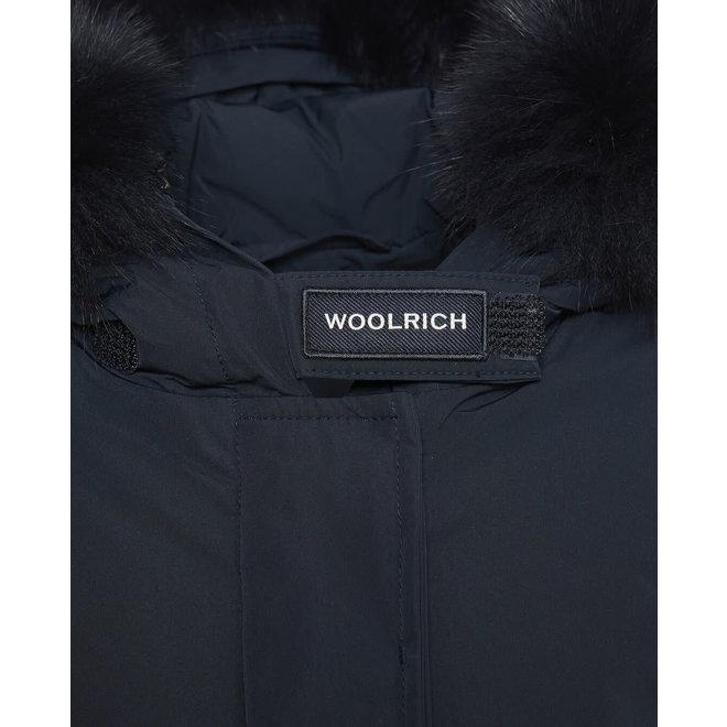 Woolrich Meisjes Luxury Arctic Parka Night Blauw