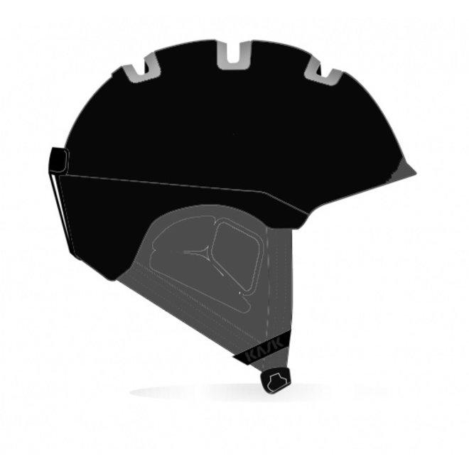 Kask Helm Chrome Zwart/Zilver