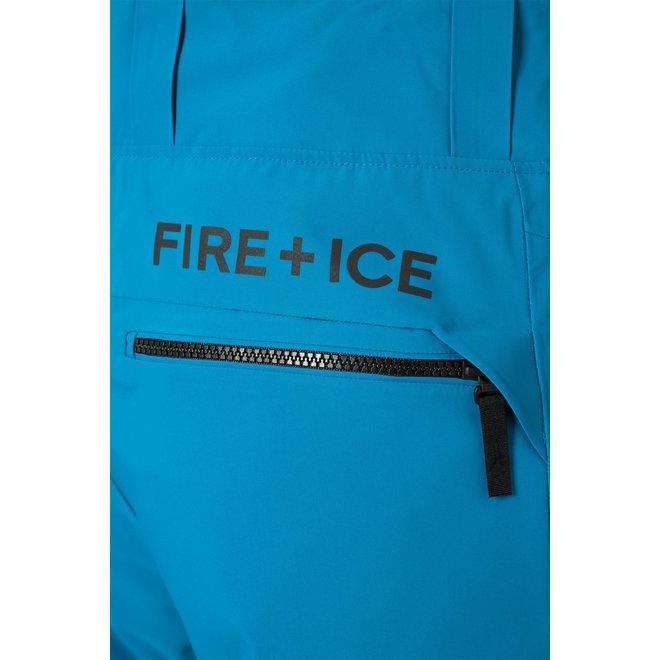 Fire + Ice Scott2 Heren Wintersport Broek Blauw