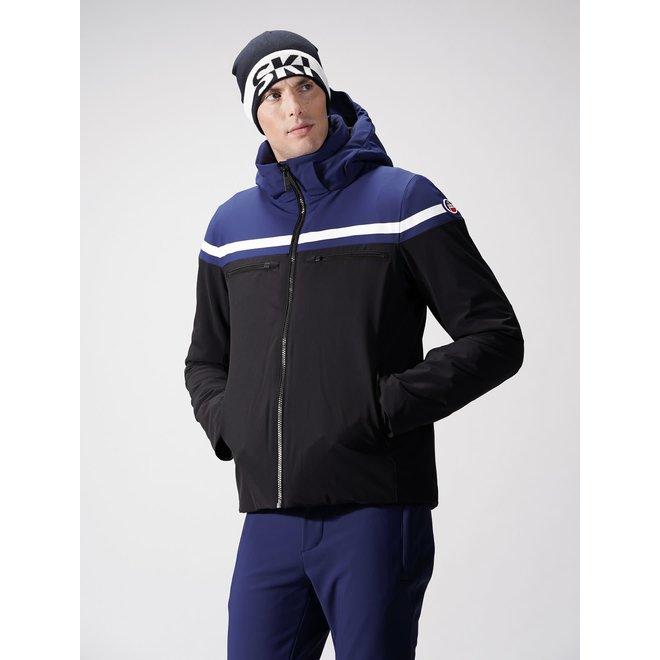 Fusalp Alfonse Heren Ski Jas Donkerblauw