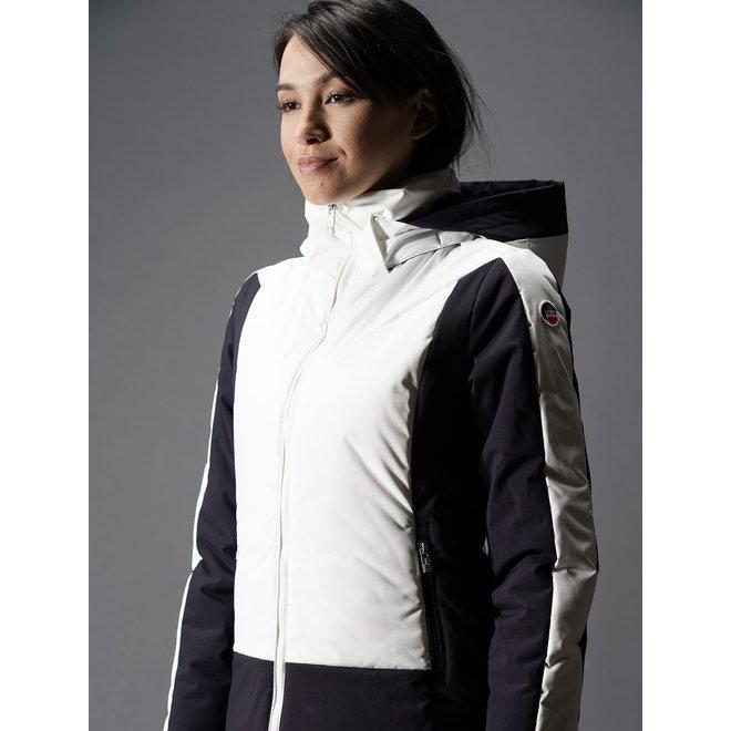 Fusalp Lima Dames Ski Jas Wit