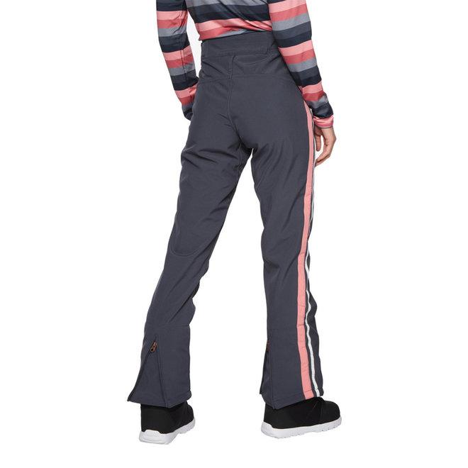 Protest sanca 19 Dames Ski broek Grijs/roze