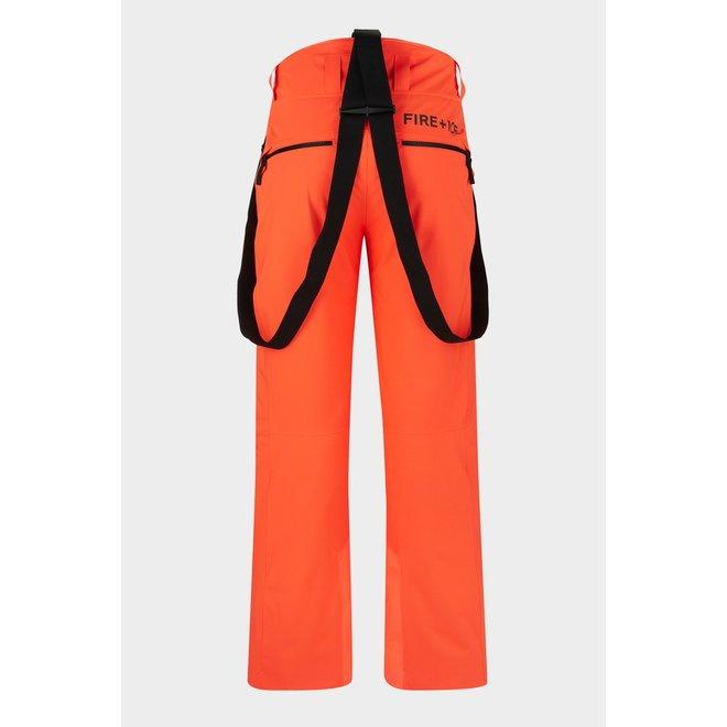 Fire + Ice Scott2 Heren Wintersport Broek Oranje