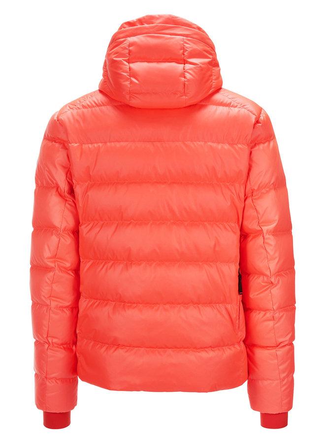 Fire + Ice Lasse4-D Heren Wintersport Jas Oranje