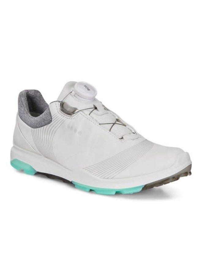 Ecco Dames Golfschoen Biom Hybrid 3 Boa Wit