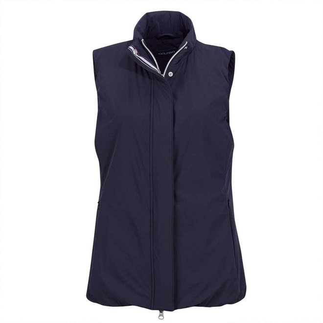 Golfino Dames Bodywarmer Donkerblauw