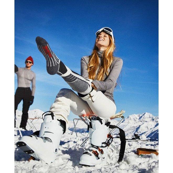 Falke SK2 Dames Skisokken Grijs