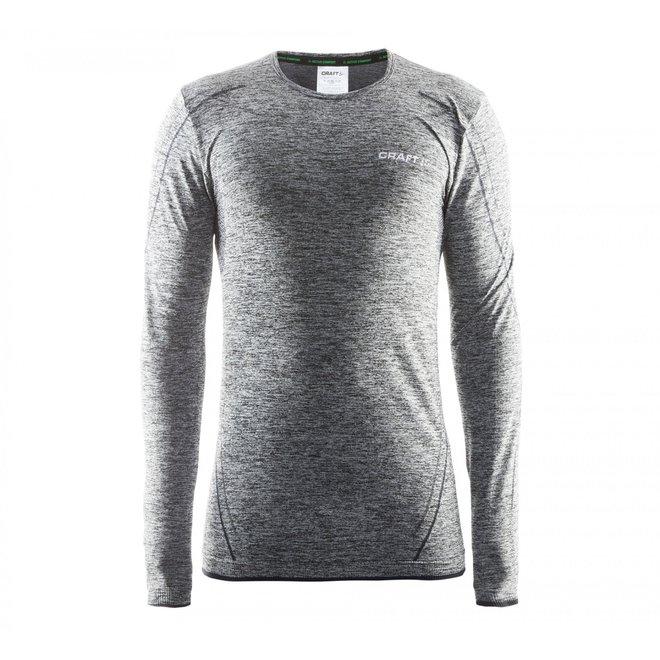 Craft Heren Active Comfort Thermoshirt Zwart/Grijs