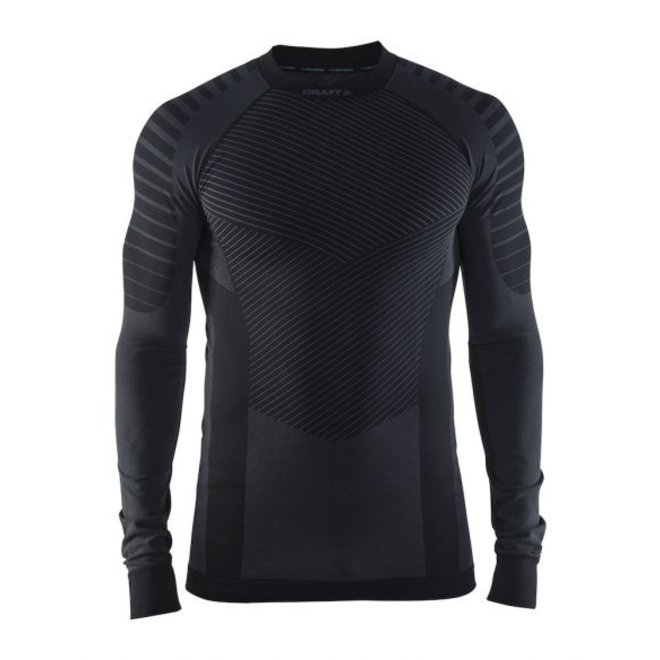 Craft Heren Active Intensity Thermoshirt Zwart