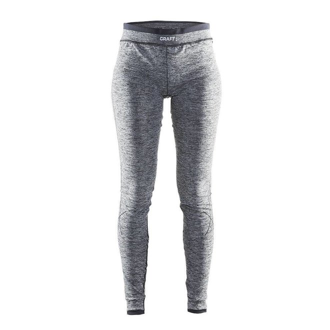 Craft Heren Active Comfort Thermobroek Grijs/Zwart