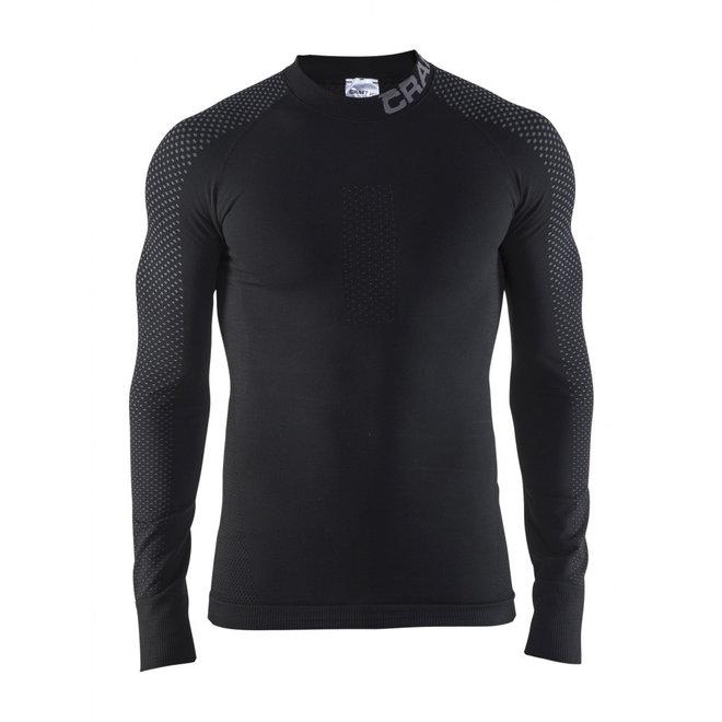 Craft Heren Warm Intensity Thermoshirt Zwart