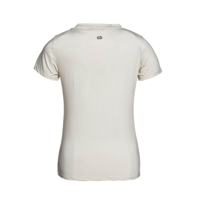 Goldbergh Michelle Dames T-shirt Creme