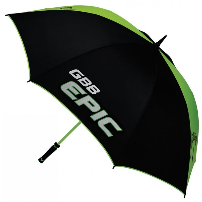 Callaway Paraplu Zwart/Groen