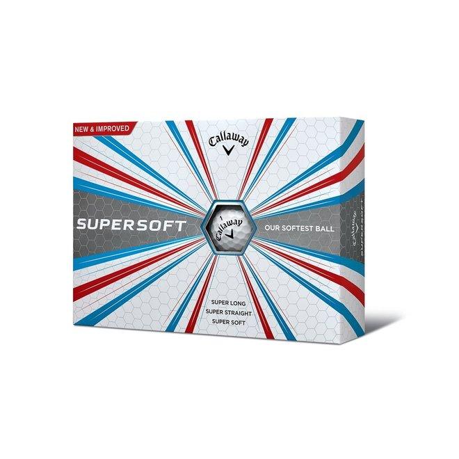 Callaway Supersoft Golfballen 12 stuks