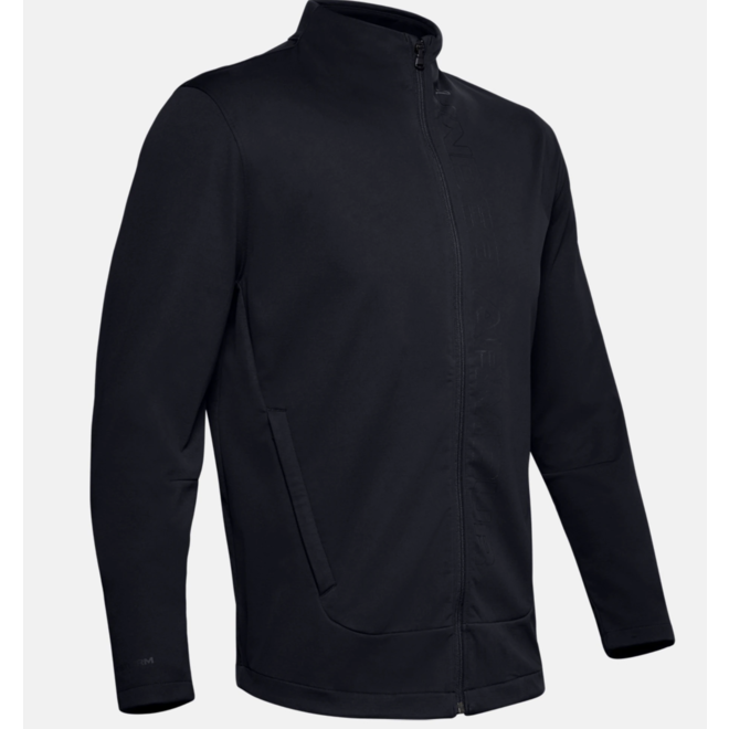 Under Armour Storm Full Zip-Black / Black / Black