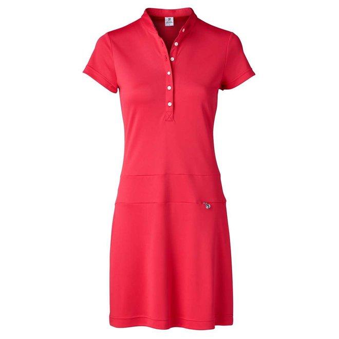 Daily Sports Dames Selena Cap S Dress Roze