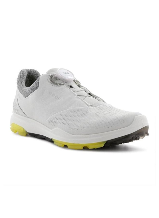 Ecco Dames Golf Biom Hybrid 3 WhiteCanary