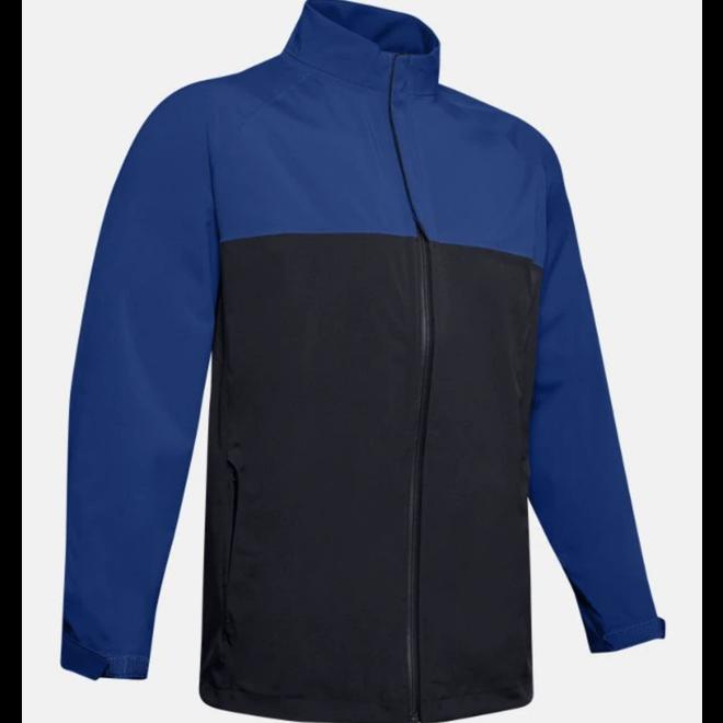 Under Armour Elements Rain Jacket Navy/Black