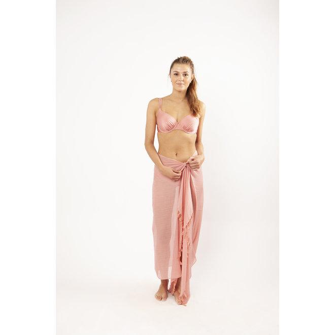 Barts Sunrise Dusty Pink One Size Roze