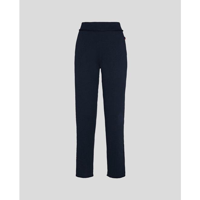 Woolrich Dames Fleece Broek Donkerblauw