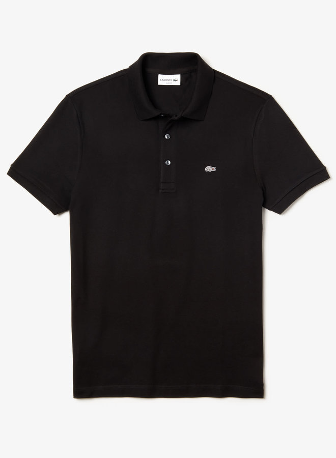 Lacoste Heren Short Sleeve Polo 011 Zwart