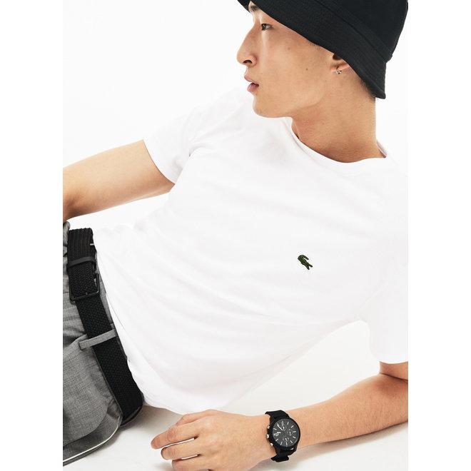 Lacoste Heren T-shirt 011 Wit