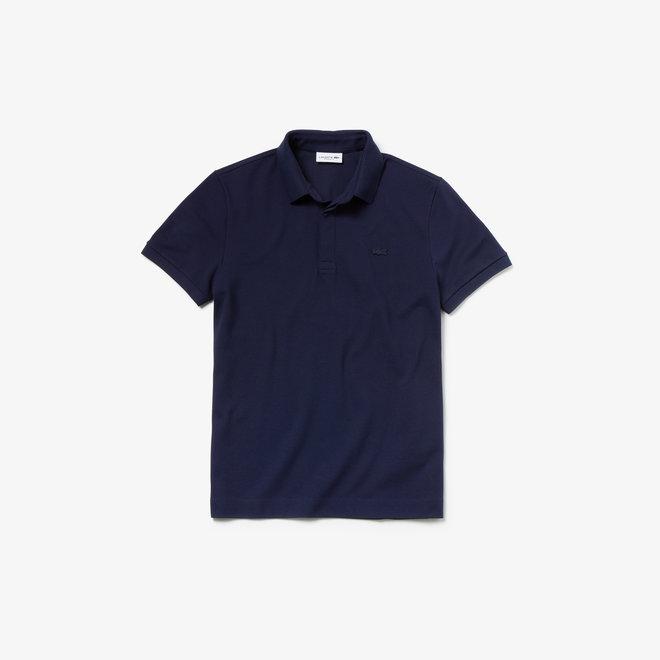 Lacoste Heren Short Sleeve Polo 011 Db Logo