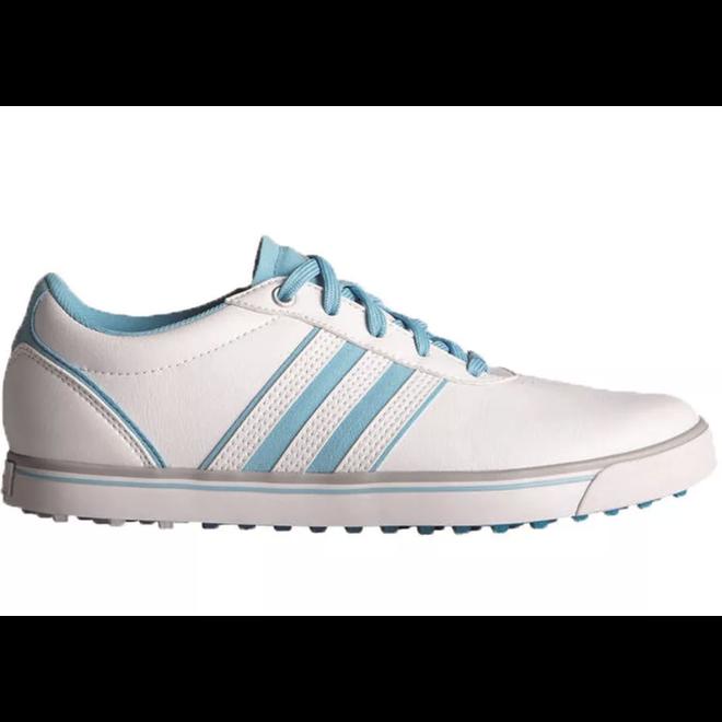 Adidas W Adicross V Golfschoen Wit Blauw
