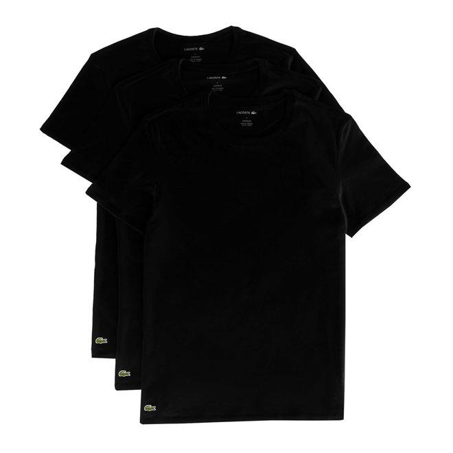 Lacoste 3451 T-shirt Zwart