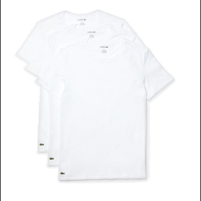 Lacoste 3451 T-shirt Wit