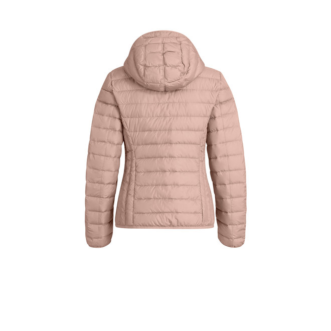 Parajumpers Superlightweight Juliet Dames Jas Roze