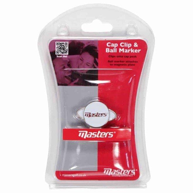 Masters Cap Clip & Ball Marker