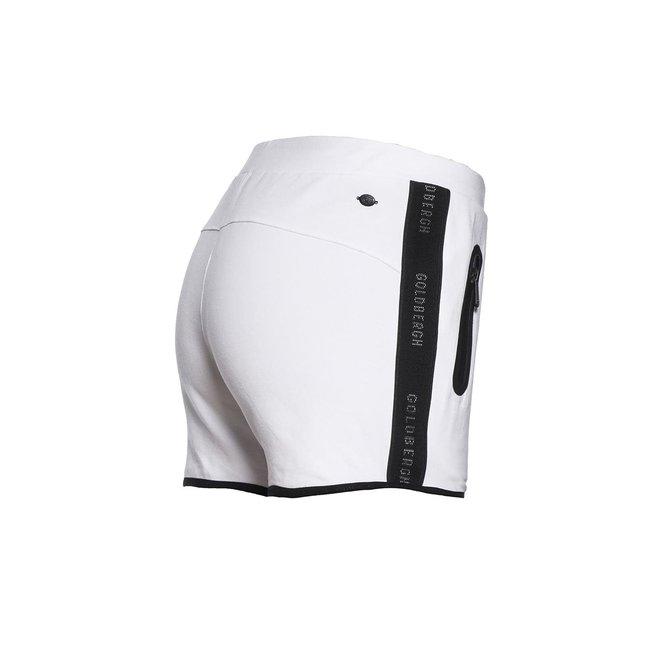 Goldbergh Dames Artemis Sport Short White/Black
