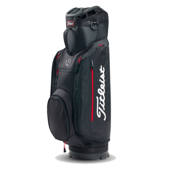 Titleist Cartbag Lite Club14 Zwart