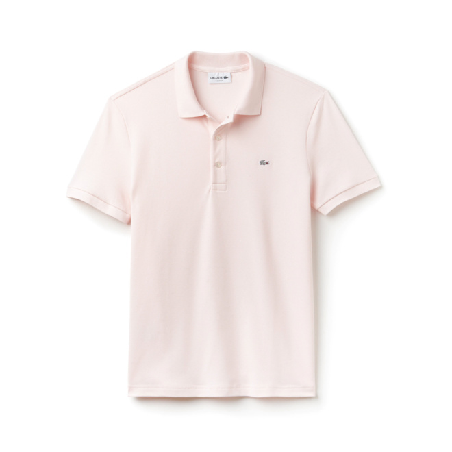 Lacoste Heren Polo Slim Fit Stretch