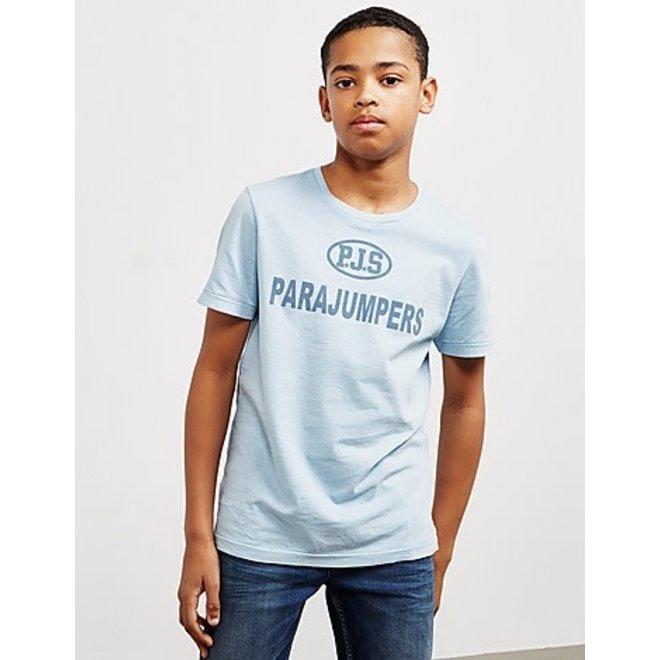 Parajumpers Jonny Boy T-shirt Lichtblauw
