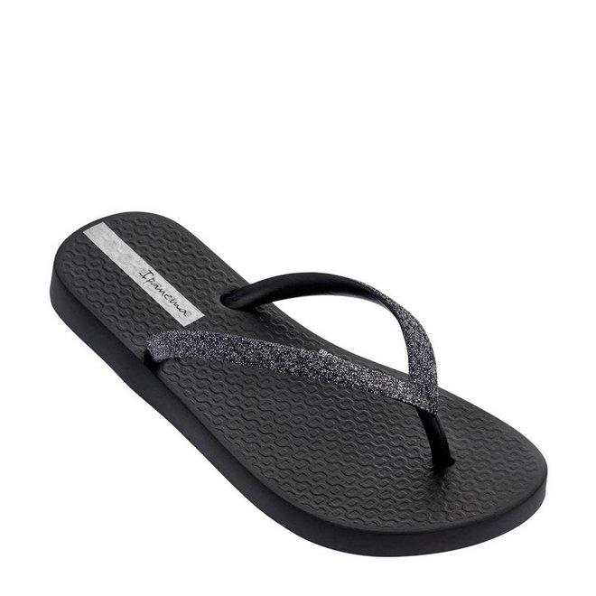 Lolita Dames slippers Zwart