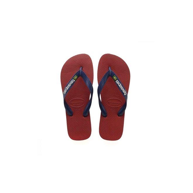 Havaianas Brasil Logo Heren Slipper