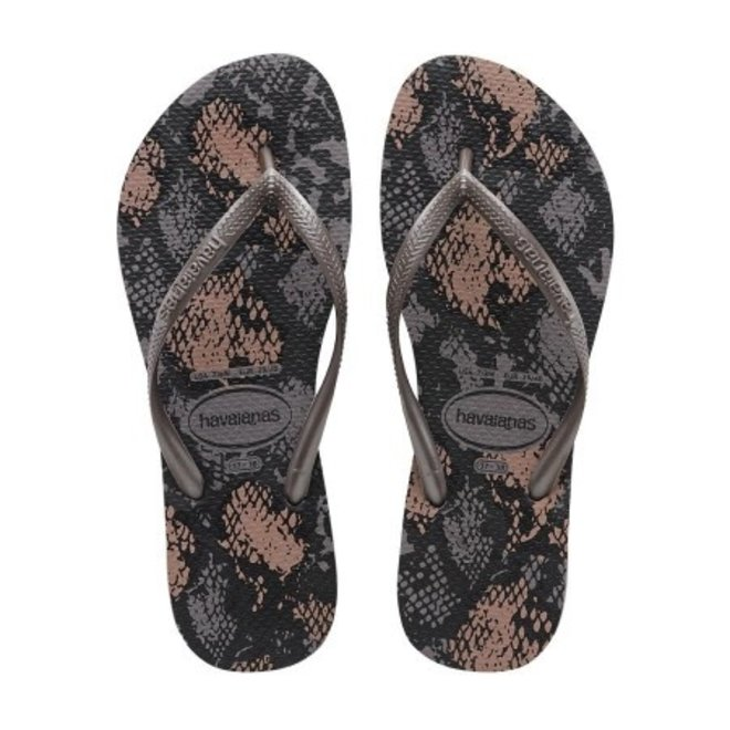 Havaianas Slim Animals Frog Dames Slippers