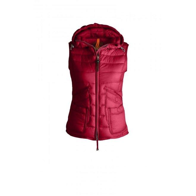 Parajumpers Daniela Dames Bodywarmer Red
