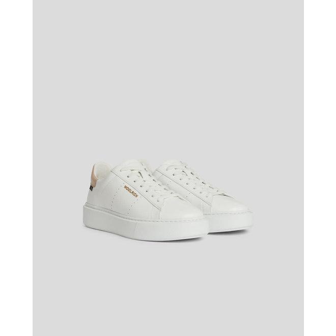 Woolrich Sneaker Dames Wit
