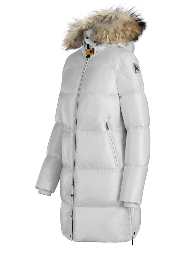 Parajumpers Natasha Dames Jas Limited edition Off white