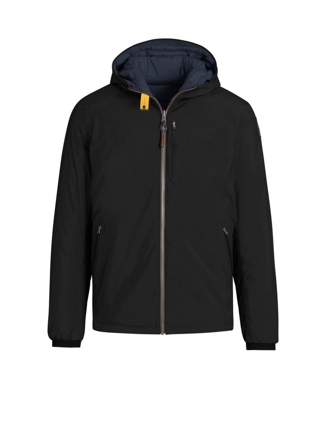 Parajumpers Reversible Man Jacket Navy-Black