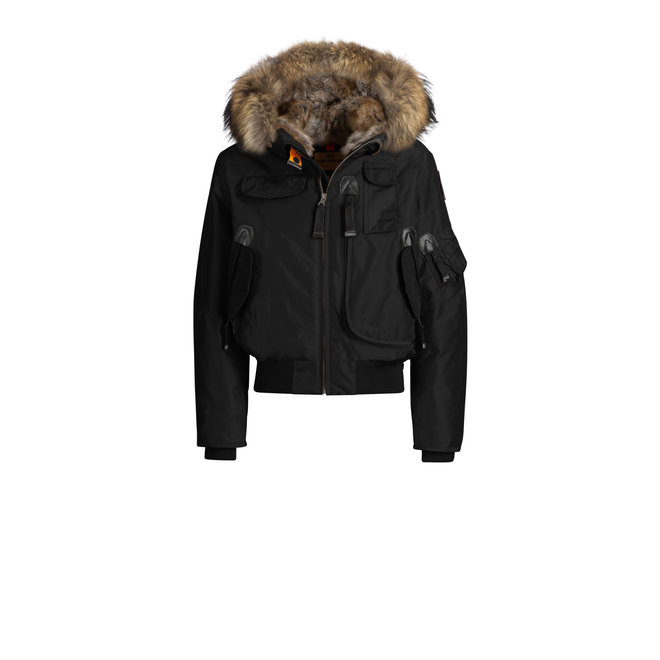 Parajumpers Gobi Girls Jacket Black