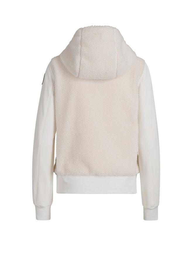 Parajumpers Moegi Dames Vest Cream