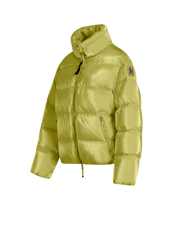 Parajumpers Dames Pia Dons Jacket Acid Yellow/Green