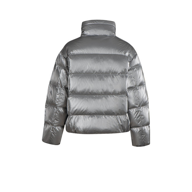 Parajumpers Dames Pia Dons Jacket Silver