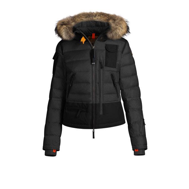 Parajumpers Skimaster Women Jacket Nine Iron - Black